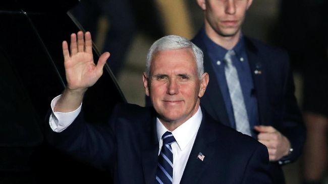 Wapres AS Tiba di Israel, Perdana Sejak Keputusan Yerusalem