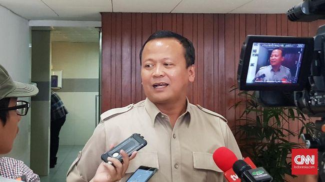 Edhy Prabowo menilai dana desa yang digelontokran bukan berarti pembangunan desa selesai, jadi jangan diklaim sebagai keberhasilan pemerintahan Joko Widodo.