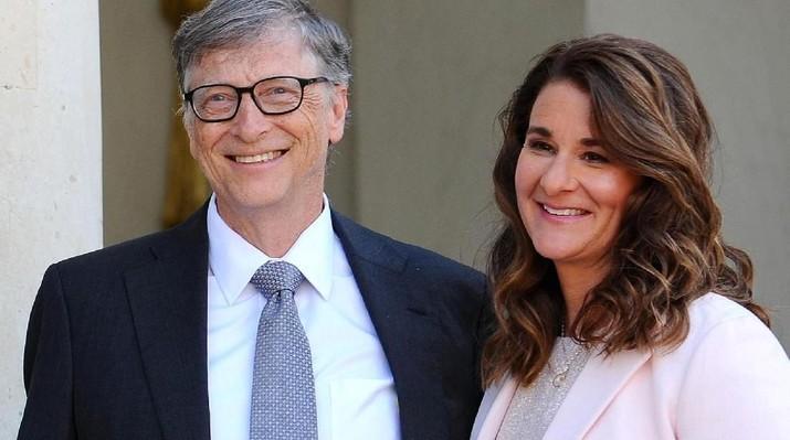 Bill dan Melinda Gates