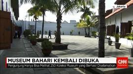 Museum Bahari Kembali Dibuka