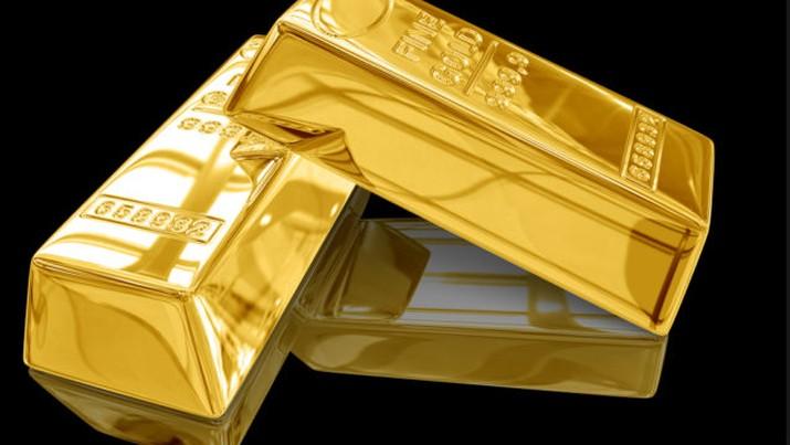 Ekonomi AS Bergairah, Harga Emas Kembali Merosot - PT Rifan Financindo