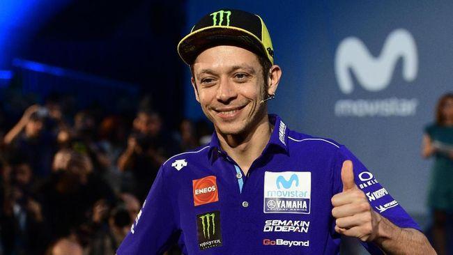 Suzuki Tolak Tampung Valentino Rossi