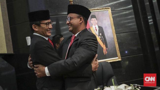 Dua nama yang diajukan sebagai Cawagub DKI Jakarta adalah Agung Yulianto dan Ahmad Syaikhu.