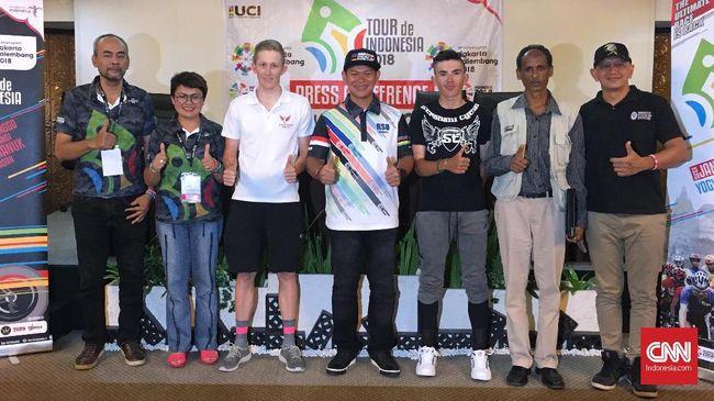Setelah vakum selama tujuh tahun, Tour de Indonesia (TdI) kembali digelar tahun ini pada 25-28 Januari, dimulai dari Candi Prambanan hingga ke Denpasar.