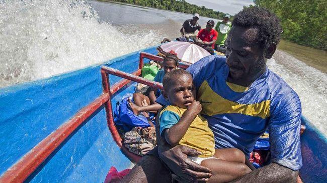 Pelapor Khusus untuk Hak atas Pangan Dewan HAM PBB, Hilal Elver, menyebut kasus gizi buruk yang menimpa suku pedalaman Asmat di Papua sebagai insiden tragis.