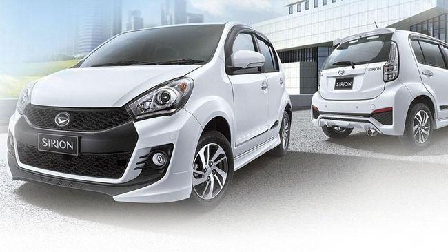 Alasan Daihatsu Sirion Masih Impor dari Malaysia
