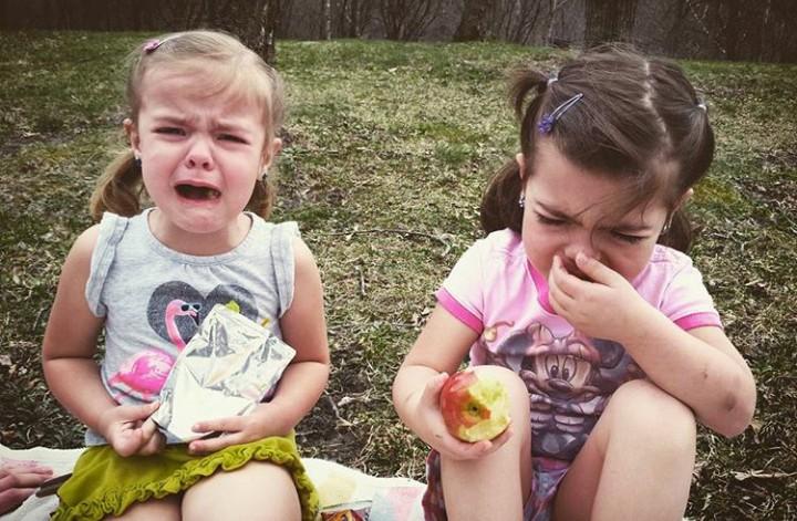 Gara-gara satu hal, piknik jadi 'gagal'