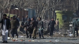 Ledakan Bom Beruntun, Presiden Afghanistan Serukan Perlawanan