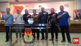 DKPP Jatuhkan Sanksi Peringatan pada Empat Komisioner KPU