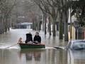 Banjir Bandang di Spanyol Renggut Empat Nyawa