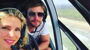 So Sweet! Ini Bukti Chris Hemsworth Suami yang Romantis