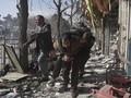 Taliban Klaim Atas Serangan di Markas Militer Afghanistan