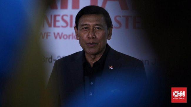 Di Bandung, Wiranto enggan mengomentari lebih banyak soal rencana Reuni 212. Dia menegaskan lebih baik masyarakat menggunakan energi untuk menyukseskan pemilu.
