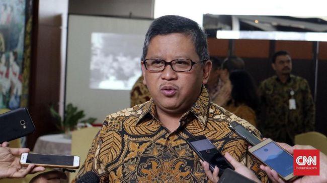 Sekretaris Jenderal PDI Perjuangan Hasto Kristiyanto