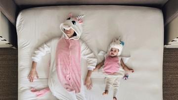 Foto Ibu dan Putrinya Ini Sederhana tapi Kreatif Banget Deh