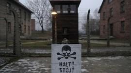 FOTO: Kenangan Holocaust Picu Ketegangan Israel-Polandia
