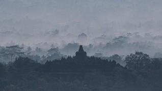 Candi Borobudur Akan Dibuka Awal Juni, Turis Wajib Bermasker