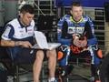 Motor Terbakar, Tito Rabat Kecelakaan Hebat di Tes MotoGP