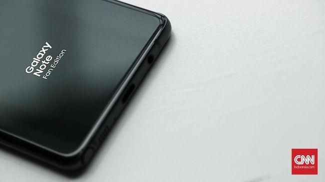 Samsung menghidupkan kembali Samsung Galaxy Note 7 melalui ponsel anyarnya Galaxy Note FE.