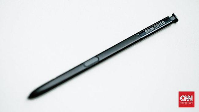 Samsung Tingkatkan Fungsi S Pen Dalam Galaxy Note 9