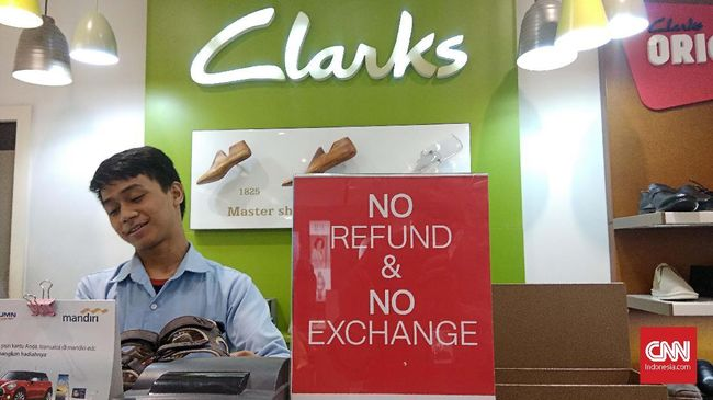 Clarks Gulung Tikar, Seluruh Karyawan 'Dirumahkan'