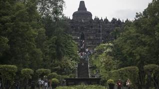 Pesona Borobudur Akan Ditampilkan di CFD Jakarta