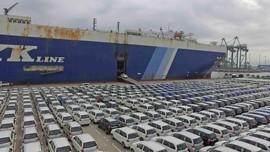 Incar Ekspor Mobil ke Australia, Menperin Lobi Merek Jepang
