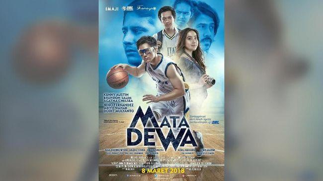 Film 'Mata Dewa' terinspirasi dari kisah para pemain DBL, liga basket pelajar terbesar di Indonesia, yang tersebar di 25 kota dari 22 provinsi di Indonesia.
