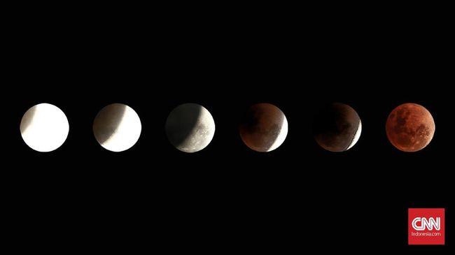 Kepala Observatorium Bosscha Premana Premadi menjelaskan perbedaan gerhana bulan yang terjadi Sabtu (28/7) dini hari dengan fenomena serupa 31 Januari lalu.