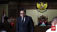 Jaksa Hadirkan Hotma Sitompul di Sidang Korupsi Bansos