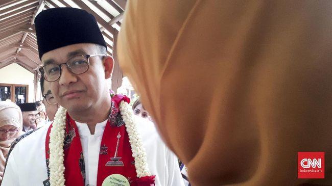 Sebagian besar responden survei Median pendukung gerakan 212 lebih memilih Anies sebagai kandidat capres 2024, ketimbang Prabowo dan Sandiaga Uno.