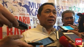 Partai Gelora Temui Ketum Muhammadiyah Bahas Perjuangan Islam