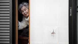 FOTO: Cara Nenek 90 Tahun Jadi Selebgram Jepang