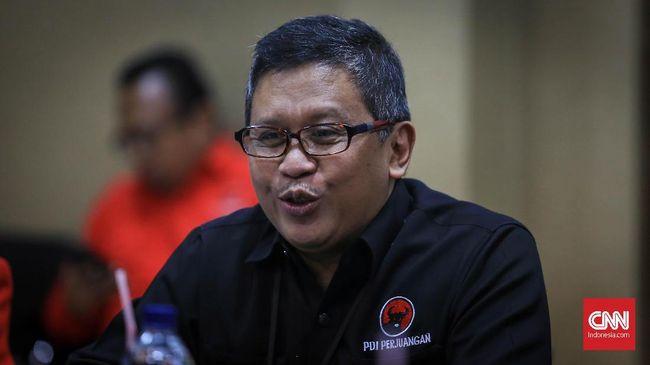 Hasto: Rizieq Shihab Sebut Banyak Anak PKI di FPI