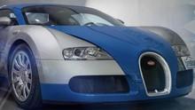 Alasan Harga Ban Bugatti Veyron Setara Fortuner