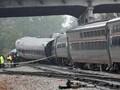 Tabrakan Kereta Amtrak di Carolina Selatan, 2 Tewas 116 Luka