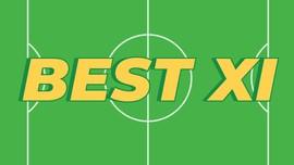 INFOGRAFIS: Best XI Perempat Final Piala Presiden