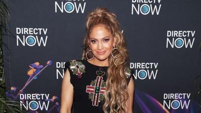 Mellow-nya Jennifer Lopez di Ultah Anak Kembarnya yang ke-10