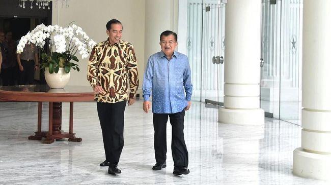 Jusuf Kalla mengaku tidak berniat maju kembali pada pemilihan presiden dan wakil presiden 2019. Dia mendukung Jokowi untuk maju kembali di Pilpres.