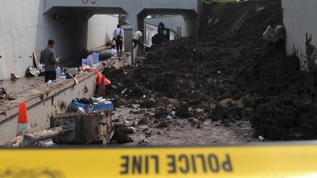 Polisi Usut Indikasi Korupsi Terowongan Bandara yang Longsor