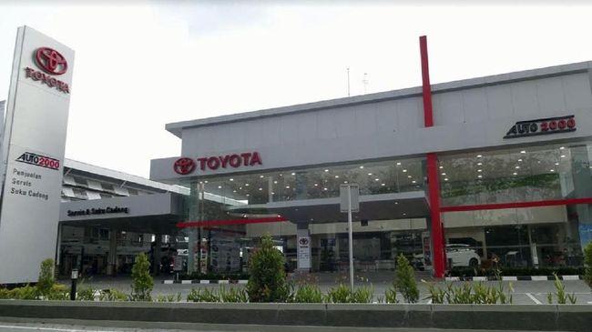 Auto2000, dealer terbesar Toyota di dalam negeri, menjelaskan pembelian online memudahkan konsumen saat pandemi dan PSBB Jakarta.