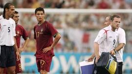 Rooney Sebut Momen Cekcok dengan Ronaldo Untungkan MU