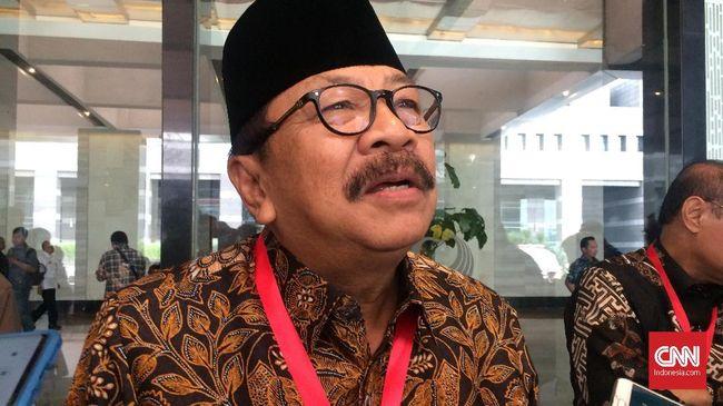 Mantan Gubernur Jawa Timur Soekarwo disebut sudah mengajukan surat pengunduran diri sebagai Ketua DPD Demokrat Jatim sejak Maret 2019 lalu.
