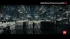 VIDEO: Disney Umumkan Seri Baru Star Wars dari Kreator 'GoT'