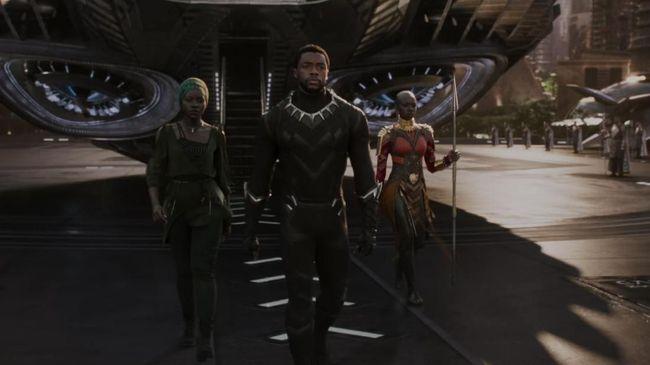 Keluarga besar pemeran Black Panther masih berduka atas kepergian Chadwick Boseman sehingga belum memikirkan sekuel film itu.