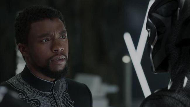 'Black Panther' meraih paling banyak nominasi, termasuk bersaing dengan 'Avengers: Infinity War' dalam kategori Best Movie.