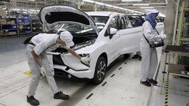 Pabrik Xpander di Bekasi Setop Produksi 10 Hari Efek Corona