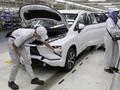 Mitsubishi Mulai Produksi Xpander di Malaysia
