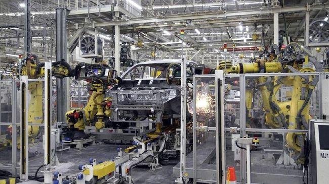 Tak Semua Pabrik Mobil dan Motor di RI Tutup karena Corona