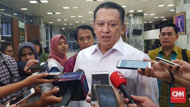 KPK akan memeriksa Ketua DPR Bambang Soesatyo dalam kasus korupsi proyek pengadaan e-KTP. Bambang diperiksa sebagai saksi untuk tersangka Made Oka Masagung.